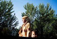 Between Tashkent and Andijan, Uzbekistan