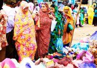 Forcefeeding in Mauritania